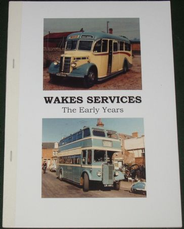 Wakes Services - The Early Years, by Roger Grimley